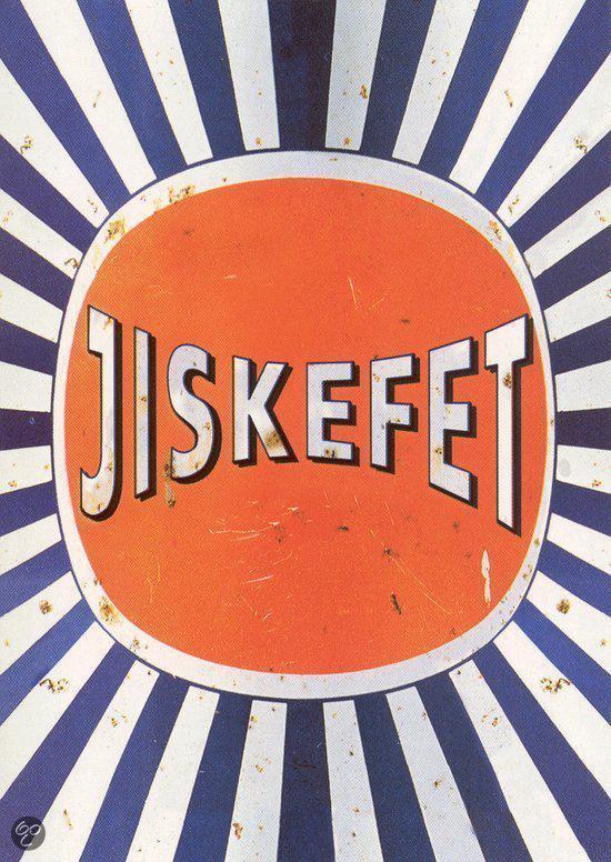 Cover van het boek '10 jaar Jiskefet'