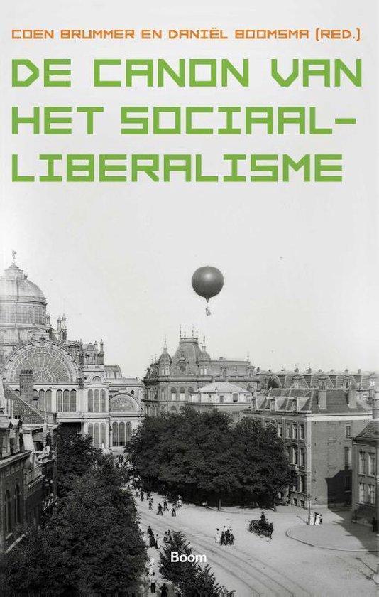 De canon van het sociaal-liberalisme - none |