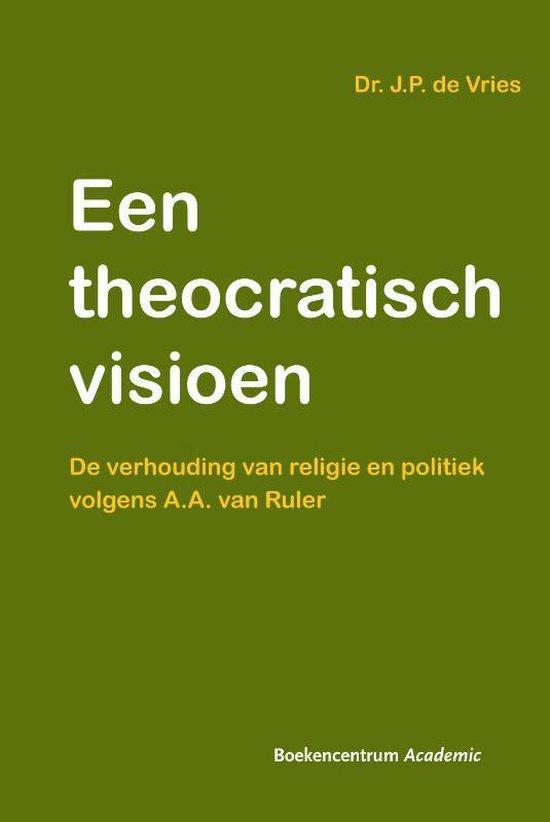 Theocratisch visioen - J.P. De Vries   Fthsonline.com
