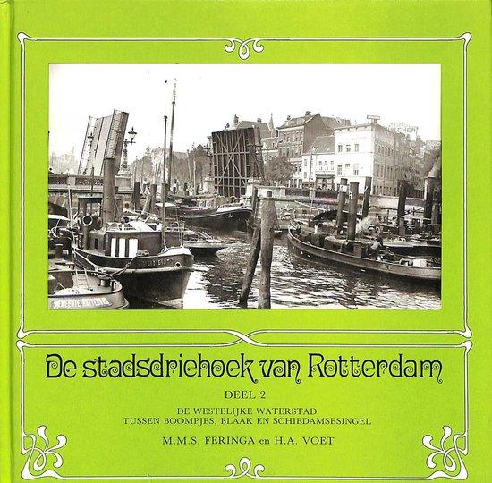 De stadsdriehoek van Rotterdam deel 2 - Voet |