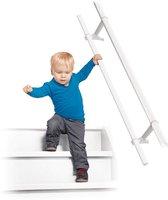 Mippaa Stair Trainer - Kindertrapleuning Uitbreidingsset - Wit