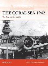 Boek cover The Coral Sea 1942 van Mark Stille
