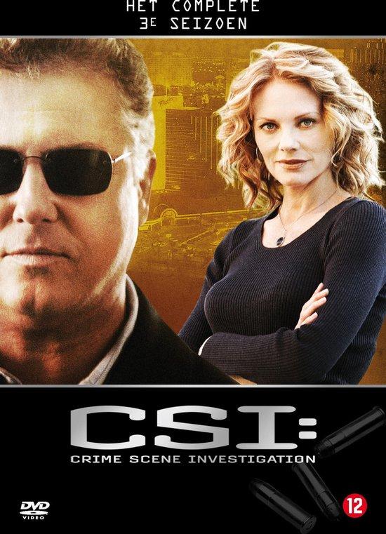 Cover van de film 'Csi'