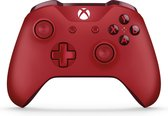 Xbox One Draadloze Controller - Rood