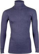 Beeren Unisex Thermo colshirt  marine maat XL