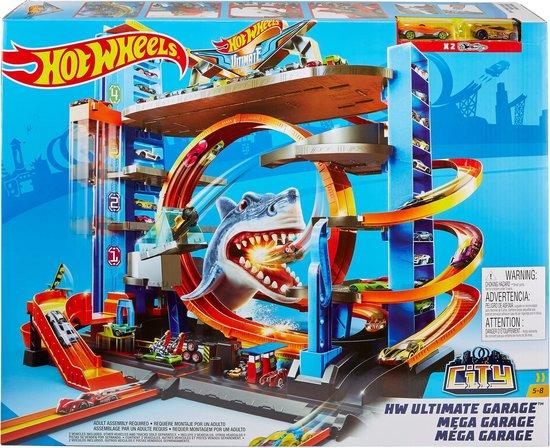 Hot Wheels City Ultieme Garage - Speelgoedgarage