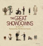 Boek cover The Great Showdowns van Scott Campbell