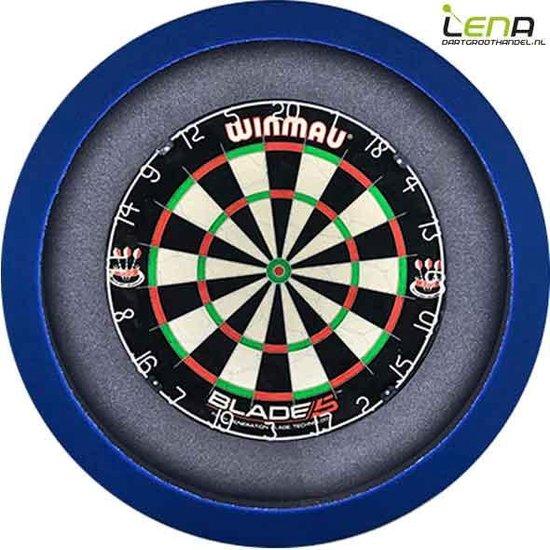 LENA Dartbord Verlichting BASIC XL (Blauw)