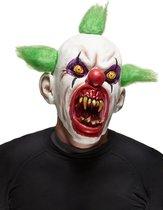 STYLER - Angstaanjagend clown masker - Maskers > Integrale maskers