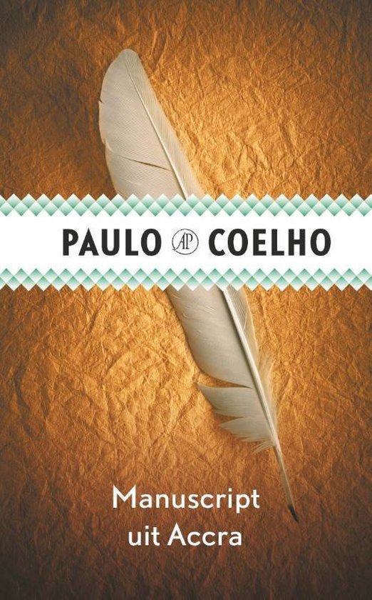 Manuscript uit Accra - Paulo Coelho |