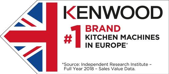 Kenwood kMix KMX750 - Keukenmachine - Wit/Zilver