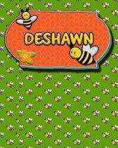 Handwriting Practice 120 Page Honey Bee Book Deshawn