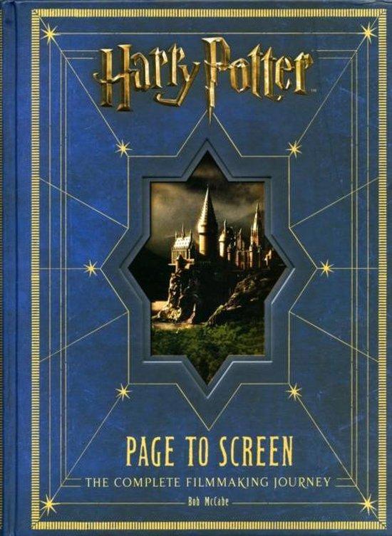 Boek cover Harry Potter van Bob Mccabe (Hardcover)