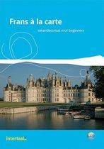 Frans à la carte tekst-/werkboek + online-mp3's