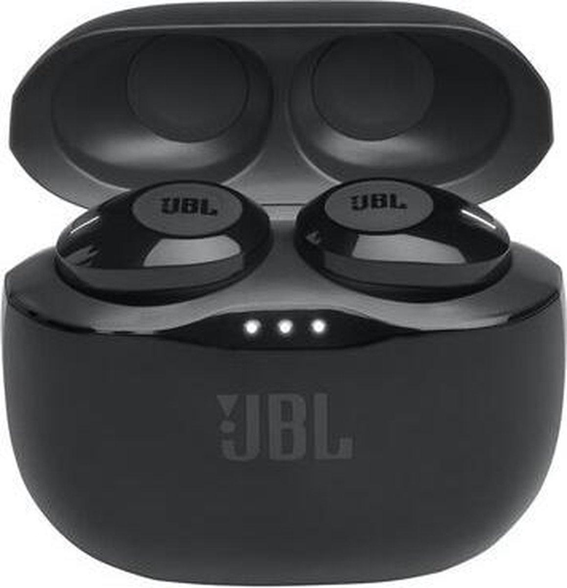 JBL Tune 120TWS - Zwart - Volledige draadloze oordopjes - JBL