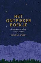 Boek cover Het ontpiekerboekje van Corinne Sweet (Paperback)