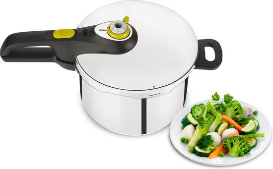 Tefal Secure5 NEO Snelkookpan - Voor alle warmtebronnen, ook inductie - 4 liter
