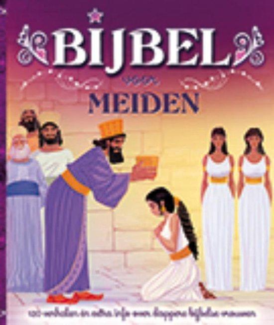 Bijbel voor meiden - Melissa Alex |