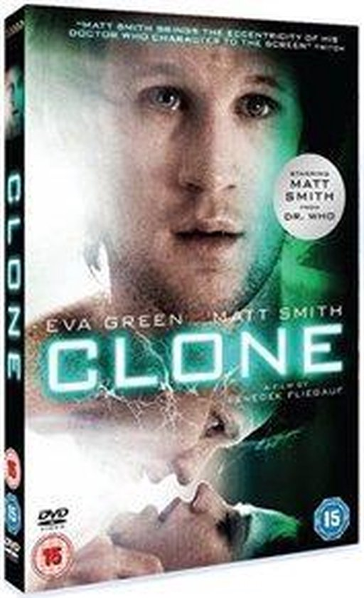 Cover van de film 'Clone'