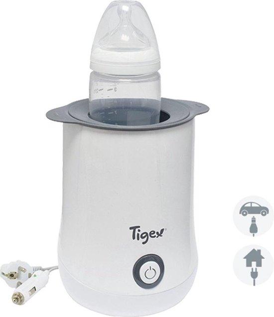 Tigex Flessenverwarmer Express Voor Onderweg