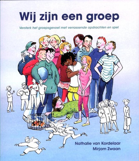 Wij zijn een groep - Nathalie van Kordelaar  