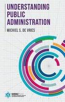Boek cover Understanding Public Administration van Michiel S. De Vries (Paperback)