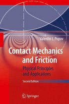 Contact Mechanics and Friction