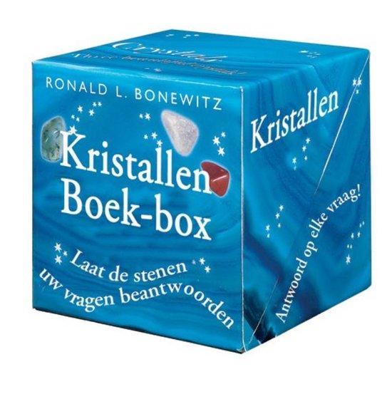 De Kristallen Boek-Box - John Gough |
