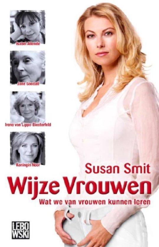 Boek cover Wijze vrouwen van Susan Smit (Paperback)