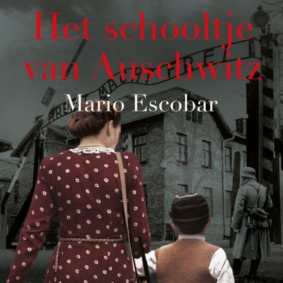 Boek cover Het schooltje van Auschwitz van Mario Escobar (Onbekend)