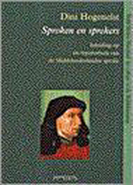 Sproken en sprekers (2 delen) - Hogenelst pdf epub