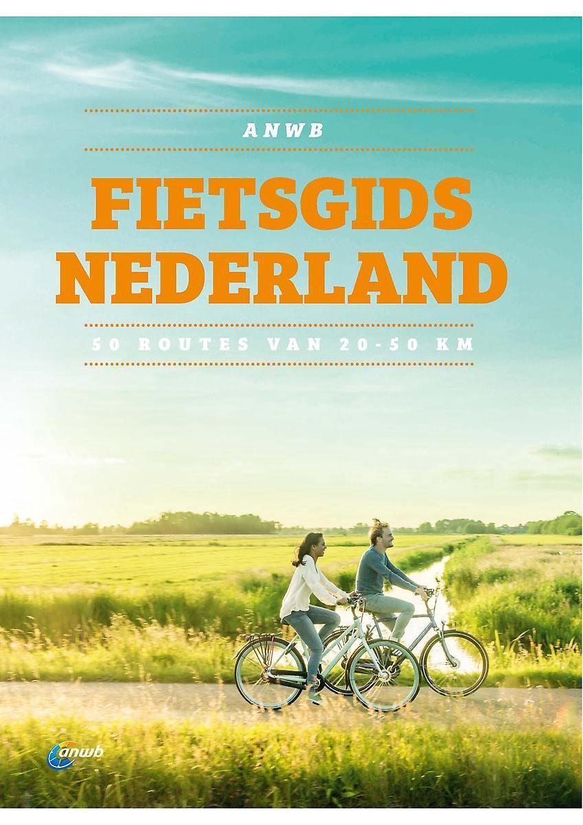 ANWB Fietsgids Nederland - ANWB