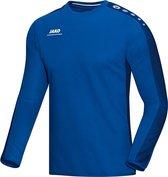 Jako Striker Sweater - Sweaters  - blauw kobalt - 128