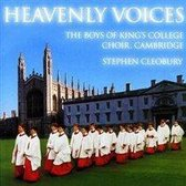 Kings College Choir/Cleobury - Heavenly Voices
