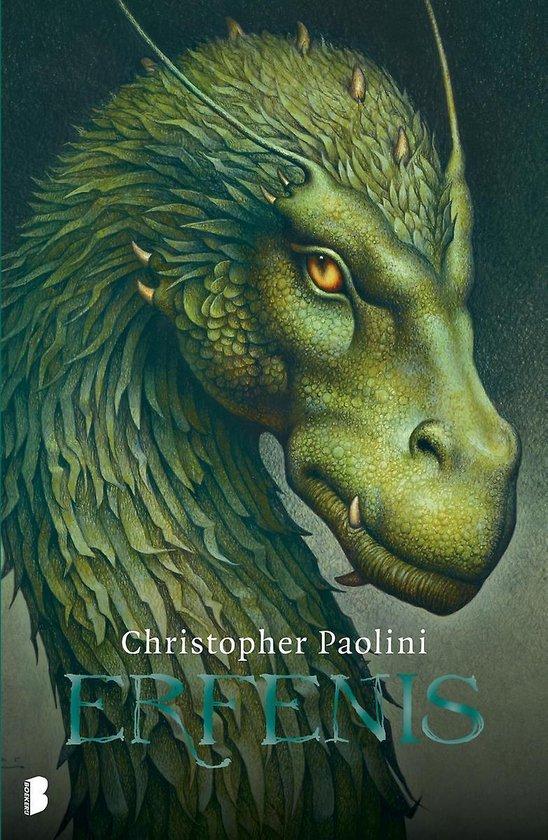 Het erfgoed - 4 - Erfenis - Christopher Paolini |
