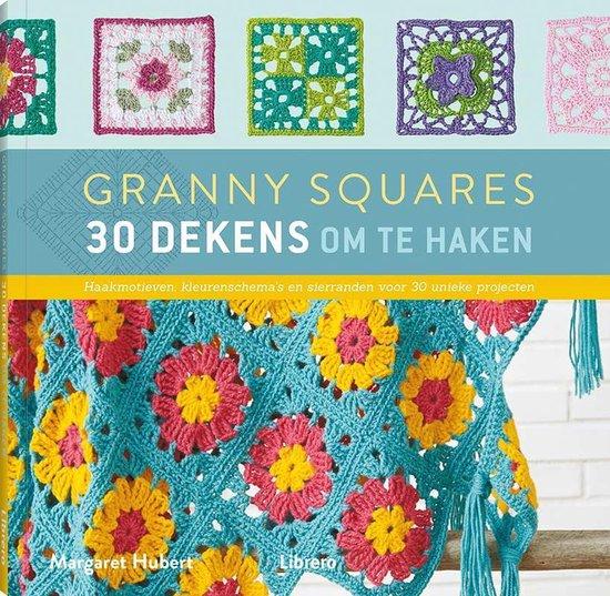 Granny squares - 30 dekens om te haken - Margaret Hubert pdf epub