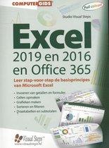 Computergidsen - Computergids Excel 2019, 2016 en Office 365