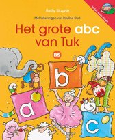 Het grote abc van Tuk, een boek over letters en dubbelklanken met plaatjes en versjes