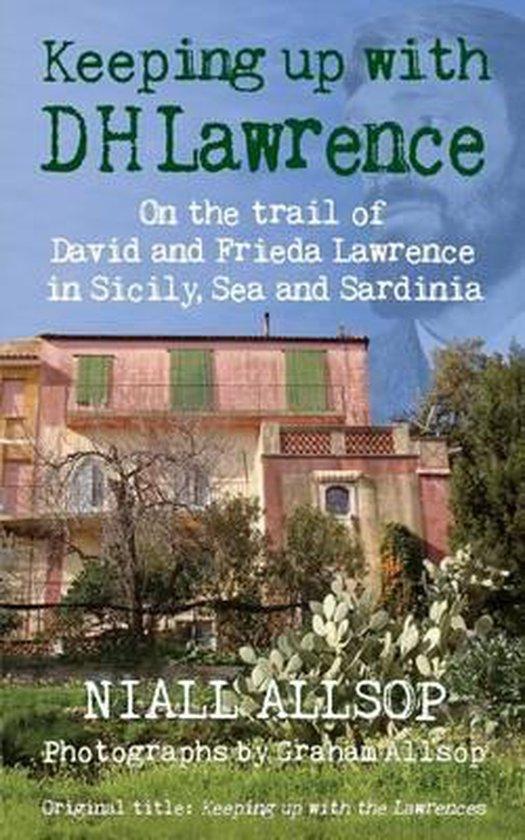 Boek cover Keeping Up with Dh Lawrence van Niall Allsop (Paperback)