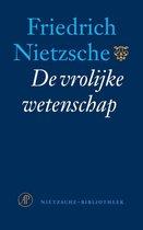 Boek cover De vrolijke wetenschap van Friedrich Nietzsche (Onbekend)