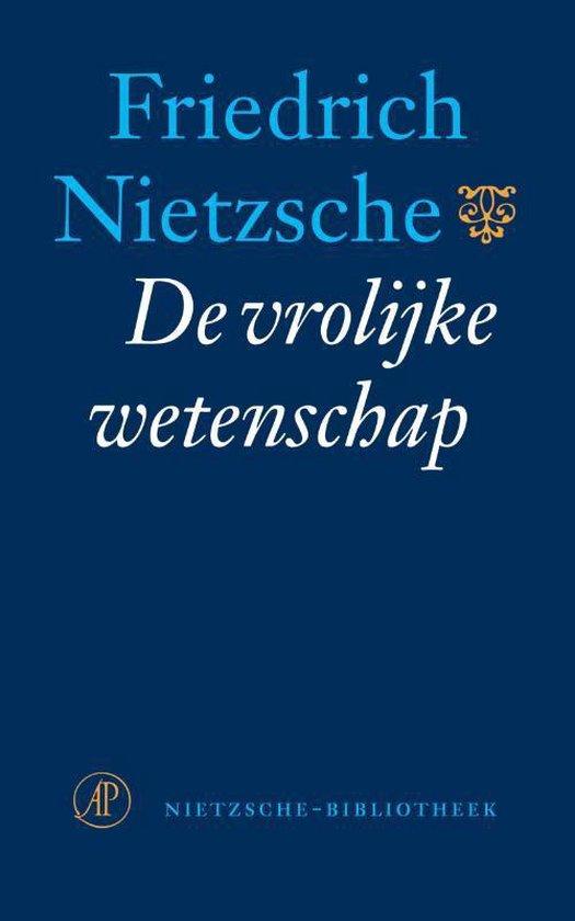 De vrolijke wetenschap - Friedrich Nietzsche pdf epub