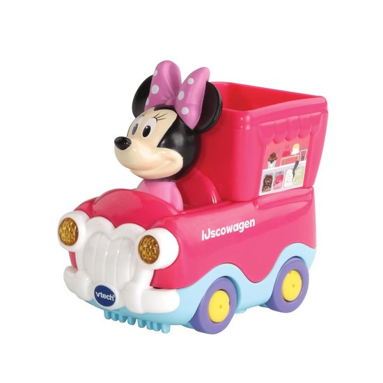 VTech Toet Toet Auto's Minnie's IJssalon - Speelset