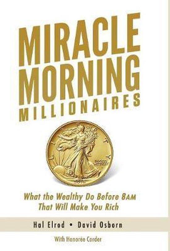 Boek cover Miracle Morning Millionaires van David Osborn (Hardcover)