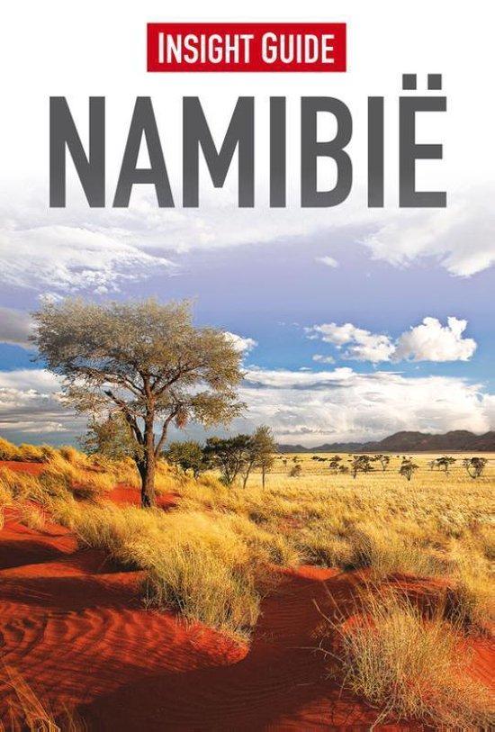 Insight guides - Namibië - Philip Briggs |