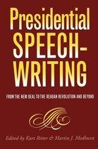 Boek cover Presidential Speechwriting van Kurt W. Ritter (Paperback)