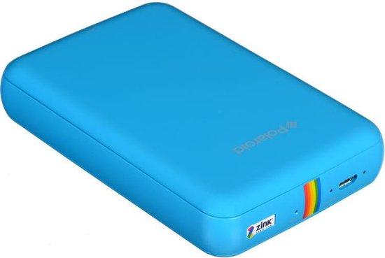 Polaroid Zip Mobile Printer - Blue