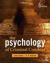 The Psychology of Criminal Conduct
