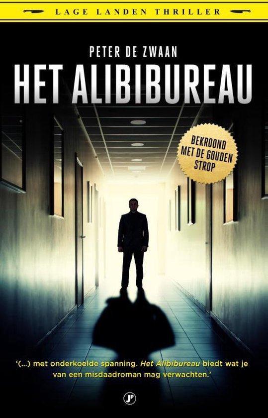Het alibibureau - Peter de Zwaan |