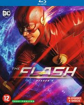 The Flash - Seizoen 4 (Blu-ray)