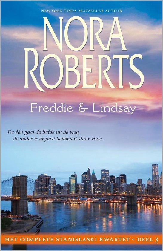 Freddie & Lindsay (2-in-1) - Nora Roberts  